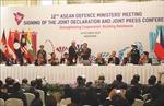 ASEAN thiếp lập mạng lưới ứng phó các thách thức an ninh mới