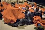 300 người di cư tấn công hàng rào biên giới Maroc với Tây Ban Nha