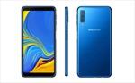 Samsung Galaxy A7 sở hữu bộ 3 camera lên kệ tại Hàn Quốc, giá chưa tới 450 USD