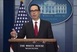 Thảo luận kín giữa Bộ trưởng Tài chính Mỹ và Thái tử Saudi Arabia