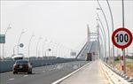 Dư luận 'tố' cầu Bạch Đằng lún võng, tỉnh Quảng Ninh khẳng định 'hoàn toàn ổn định'
