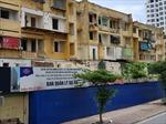 Trong tháng 11, cưỡng chế hộ dân 'chây ì' cuối cùng tại dự án cải tạo chung cư 93 Láng Hạ