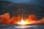 Triều Tiên vẫn tiếp tục các hoạt động hạt nhân, tên lửa?