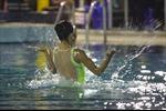 Huỳnh Vũ Nhu Giang đoạt HCV Giải bơi nghệ thuật vô địch các câu lạc bộ quốc gia