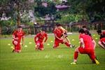 AFF Suzuki Cup 2018: Đại sứ Việt Nam tại Myanmar tới thăm, khích lệ đội tuyển Việt Nam