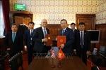 Việt Nam và Anh ký Bản ghi nhớ về hợp tác phòng, chống mua bán người