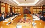 Tăng cường xây dựng tổ chức đảng trong các đơn vị kinh tế tư nhân
