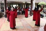 'Hát Xoan làng cổ' - sản phẩm du lịch đặc trưng tại Giỗ Tổ Hùng Vương 2021