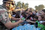 LHQ cảnh báo hàng trăm ngàn người Syria mắc kẹt giữa sự sống và cái chết trong giá lạnh