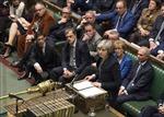 Nước Anh đứng trước 3 kịch bản sau thất bại ở cuộc bỏ phiếu tại Quốc hội