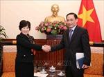 Thúc đẩy quan hệ hợp tác Việt Nam - Nhật Bản trên mọi lĩnh vực