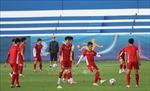 Asian Cup 2019: Đội tuyển Việt Nam không được làm quen sân thi đấu