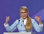 Cựu Thủ tướng Yulia Tymoshenko đăng ký tranh cử tổng thống Ukraine