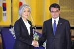 Ngoại trưởng Nhật - Hàn hội đàm giải quyết bất đồng