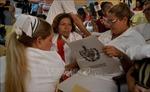 Công dân Cuba ở nước ngoài bỏ phiếu trưng cầu ý dân cho Hiến pháp mới