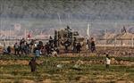 Đụng độ tái diễn tại Gaza