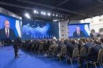 Tổng thống Putin: Nga không đe dọa ai và muốn có quan hệ hữu nghị với Mỹ