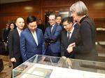 Đức nhất trí củng cố và gia tăng nội hàm quan hệ đối tác chiến lược với Việt Nam