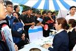 Hơn 20.000 vị trí làm việc được giới thiệu tuyển dụng tại sàn giao dịch việc làm Thành phố Hồ Chí Minh