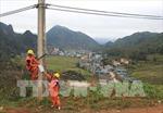 Khắc phục sự cố mất điện do dông lốc cho hàng ngàn hộ dân ở huyện Nam Giang (Quảng Nam)