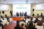 Hội thảo 'Con đường tri thức'- định hướng tương lai cho học sinh, thanh niên người Việt tại Séc