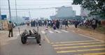 Xe khách đâm đoàn người đi đưa tang tại Vĩnh Phúc, 5 người thiệt mạng