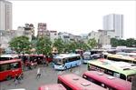 Hà Nội từ chối phục vụ xe khách không thực hiện đủ 70% số chuyến đăng ký