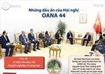 Những dấu ấn của Hội nghị OANA 44
