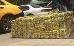 Khen thưởng các đơn vị triệt phá vụ án 1,1 tấn ma túy
