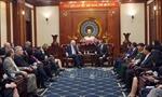 Nỗ lực thúc đẩy quan hệ ngoại giao Việt Nam - Hoa Kỳ
