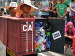 Philippines dọa 'tuyên chiến' với Canada trong vấn đề rác thải