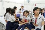 Nhiều học sinh tiểu học nhập viện nghi bị ngộ độc sản phẩm thức uống
