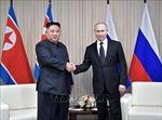 Chủ tịch Kim Jong-un mời Tổng thống Vladimir Putin thăm Triều Tiên