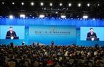 Khai mạc Diễn đàn hợp tác quốc tế 'Vành đai và Con đường' tại Trung Quốc