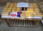 Thưởng 50 triệu đồng cho ban chuyên án triệt phá vụ vận chuyển hơn 60 kg ma túy tổng hợp