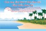 Cha mẹ cần lưu ý khi cho trẻ tắm biển mùa hè