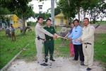 Trao trả đàn gia súc cho người dân Campuchia bị mất trộm