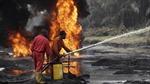 Nổ đường ống dẫn dầu tại Nigeria, nhiều người thiệt mạng