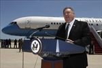 Ngoại trưởng Mỹ đặt mục tiêu cho thỏa thuận hòa bình Afghanistan