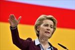Ứng cử viên Chủ tịch EC von der Leyen từ chức Bộ trưởng Quốc phòng Đức