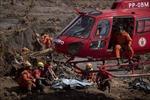 Tập đoàn Vale SA chi hơn 100 triệu USD bồi thường cho công nhân trong vụ vỡ đập tại Brazil