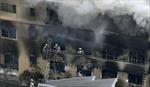 Vụ cháy xưởng phim ở Nhật Bản: Đã xác định được danh tính thủ phạm