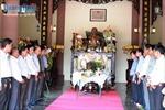 Quảng Ngãi: Dâng hương tưởng niệm 155 năm ngày Anh hùng dân tộc Trương Định tuẫn tiết