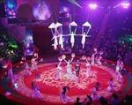 Rạp xiếc khổng lồ, vòng quay tử thần mạo hiểm lớn nhất Đông Nam Á tới Thanh Hoá