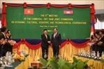 Việt Nam - Campuchia ký biên bản định hướng hợp tác toàn diện 28 lĩnh vực