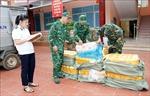 Thu giữ 400 kg nầm lợn nhập lậu không đảm bảo vệ sinh an toàn thực phẩm