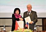 Đẩy mạnh hợp tác Việt Nam - Nga phát triển và chuyển giao công nghệ