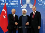Nga, Iran, Thổ Nhĩ Kỳ ủng hộ chủ quyền, thống nhất và toàn vẹn lãnh thổ Syria