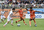 V.League 2019: SHB Đà Nẵng hạ gục Thanh Hóa vào phút bù giờ