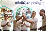 Trên 100 cựu sinh viên Campuchia tại Việt Nam gặp mặt thường niên ở Phnom Penh